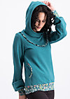 high noon sweat, harvest moon, Jumpers & lightweight Jackets, Turquoise