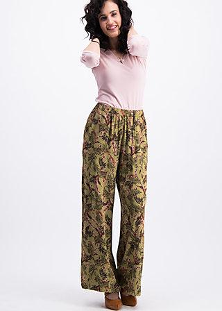 honkey tonk pants, charme farm, Hosen, Grün