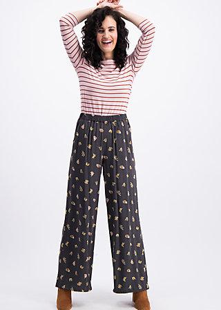 honkey tonk pants, delight desert, Trousers, Black