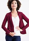 hü und hott cardy, blood moon, Pullover & leichte Jacken, Rot