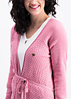 light hearted envelope cardy, rosa flush, Pullover & leichte Jacken, Rosa
