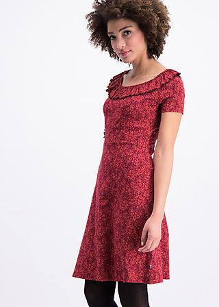 reitzirkel robe , mystified madame, Kleider, Rot
