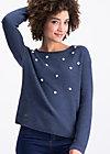 sea promenade pullover, sailor knot, Pullover & leichte Jacken, Blau