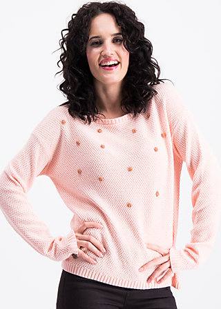 sea promenade pullover, rosies knot, Pullover & leichte Jacken, Rosa
