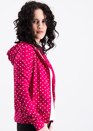 sweet little cowgirl zip, dots of roses, Jumpers & lightweight Jackets, Red