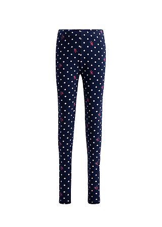 tausendschön legs, dots of glory, Leggings, Blau