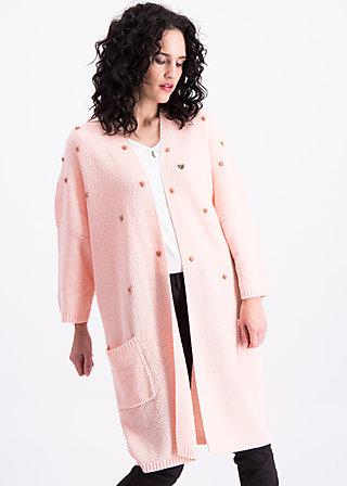 veranda rendezvous cardycoat, rosies knot, Pullover & leichte Jacken, Rosa