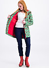 wild weather long anorak, highnoon saloon, Jackets & Coats, Green