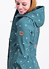 wild weather petit anorak, fly to the sky , Softshell, Blau