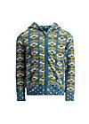 zip zip hooray, flowers for jane, Jackets & Coats, Turquoise
