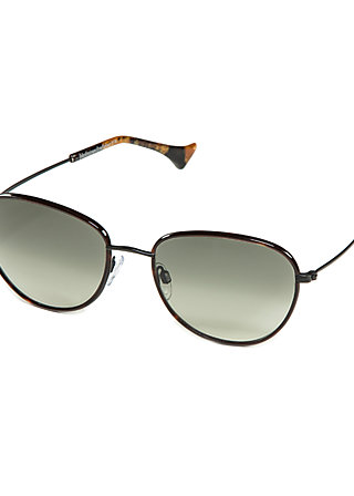 charlestown var.1, tortoise windsor black 09 tw s, Wonderglasses, Schwarz