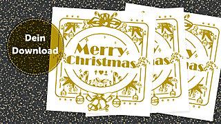 <div align=center> Versende  zuckrig-süße Weihnachtsgrüße! </div>