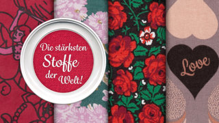 """Wir stellen vor: Die (Stoff)Geschichten rund um die Kollektion """"Die stärksten Frauen der Welt"""""""